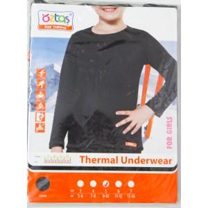Термокофта для дівчаток Oztas A-3610