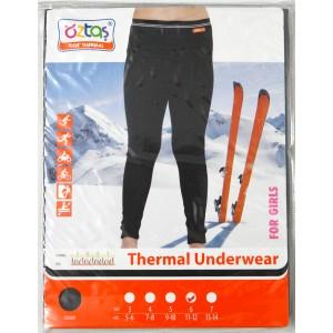 Термоштани для дівчаток Oztas A-3710