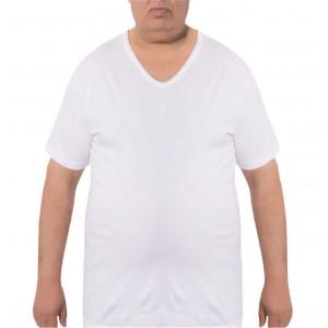 Чоловіча футболка Oztas A-1039 супер батал