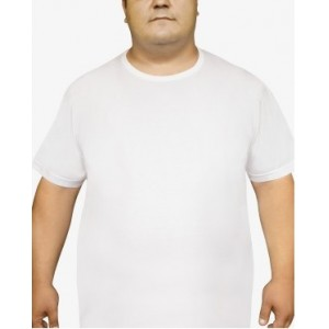 Мужская футболка Oztas A-1037 батал
