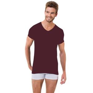 Мужская футболка с V-вырезом Oztas (цвет)