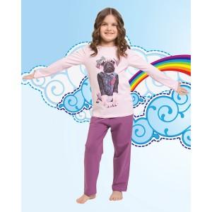 Піжама для дівчаток Oztas A-4207