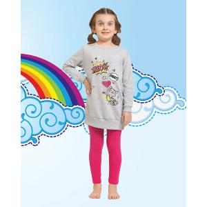 Піжама для дівчаток Oztas A-4208