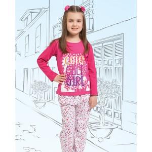 Піжама для дівчаток Oztas A-4212