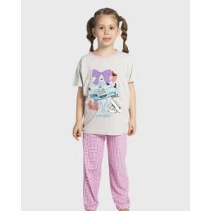 Піжама для дівчаток Oztas A-4290