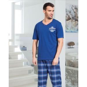 Чоловіча піжама Oztas A-1201