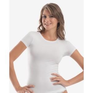 Жіноча футболка Oztas A-2654 стрейч-котон